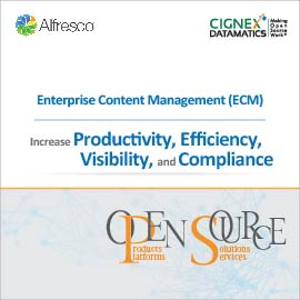 Alfresco Expertise at CIGNEX Datamatics