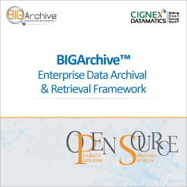 BIGArchive™ - Enterprise Data Archival & Retrieval Framework