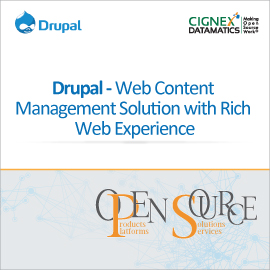 Drupal - Web Content Management Solution with Rich Web Experience
