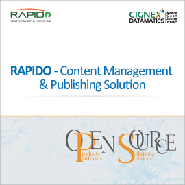 RAPIDO - Content Management & Publishing Solution