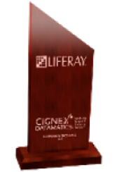 Liferay Community Excellence Award, Oct 2013