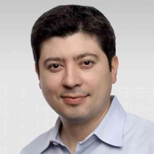 Ali Loghmani - CIGNEX Datamatics
