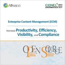 Alfresco Expertise at CIGNEX Datamatics