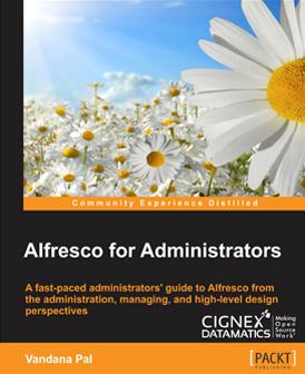 Alfresco for Administrators Book - CIGNEXDatamatics
