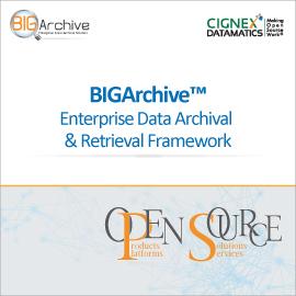BIGArchive™ - Enterprise Data Archival & Retrieval Framework